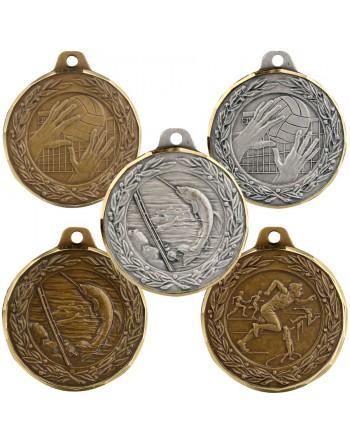 Medal diament dyscyplina