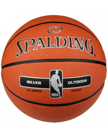 Piłka Spalding NBA Silver...