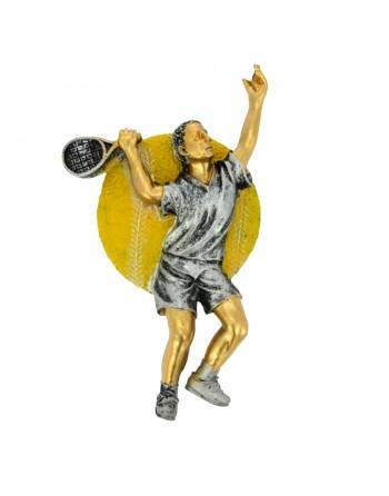 Emblemat płaskorzeźba tenis...