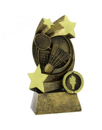 Statuetka Badminton GTsport