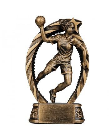 Statuetka Piłka ręczna GT...