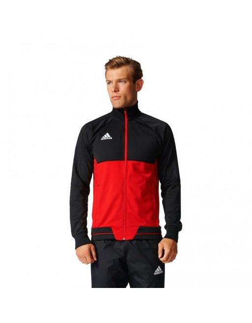 Bluza adidas Tiro 17 BQ2596 Kolor czerwony Rozmiar XL