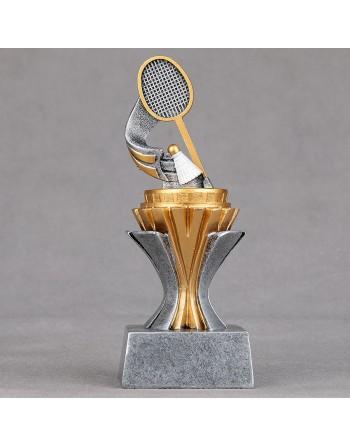 Statuetka badminton Biemans