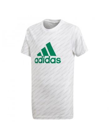 Koszulka adidas YB Logo Tee...