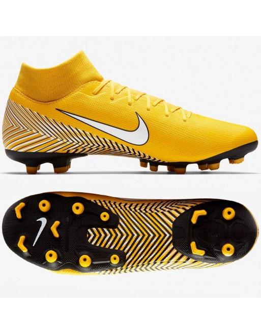 buty nike mercurial neymar żółte