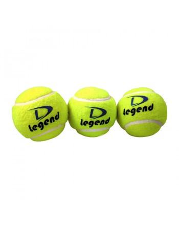 Piłka tenisowa Legend 3 szt.