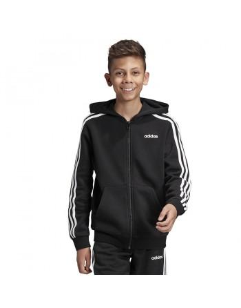 Bluza adidas YB E 3S FZ HD...