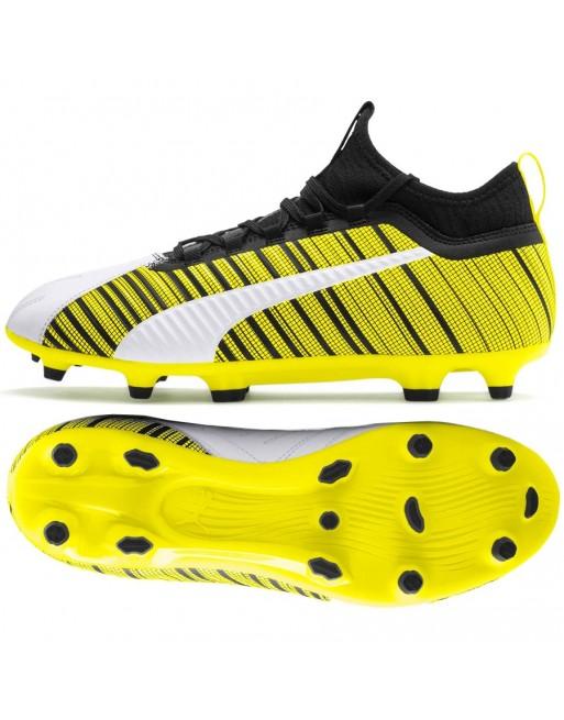 Buty Puma One 5.3 FG AG 105604 03 Kolor żółty Rozmiar EUR 43
