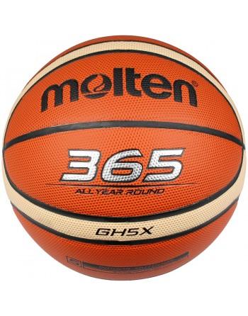 Piłka Molten 365 srebrny GH5X