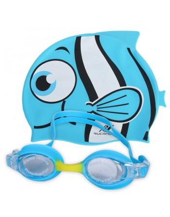 Okulary pływackie Rucanor...
