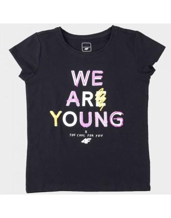 T-shirt 4F HJZ20-JTSD002A 20S