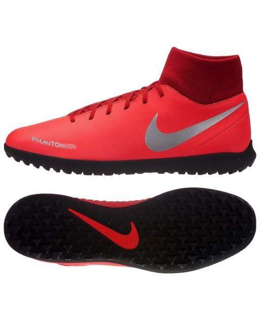 Buty Nike Phantom VSN Club DF TF AO3273 600 Rozmiar EUR 42 Kolor czerwony