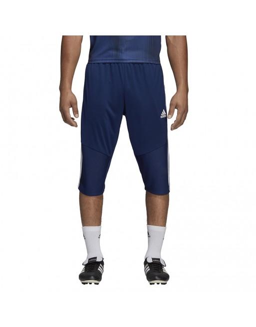 konkurencyjna cena San Francisco super jakość Spodnie adidas TIRO 19 3/4 PNT DT5124 Rozmiar S Kolor granatowy
