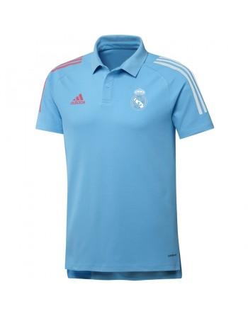 Koszulka Polo adidas Real...
