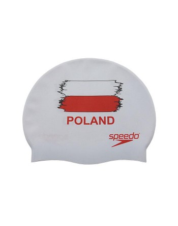 Czepek Speedo Polish Flag...