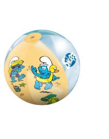Zabawka piłka 50cm Smerfy